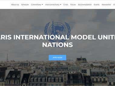 Pakistan International Model United Nations