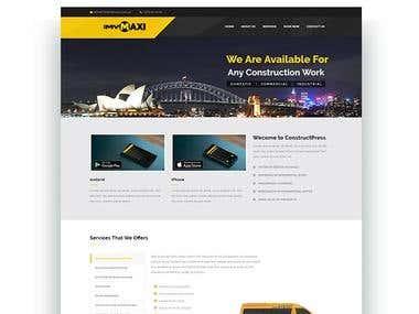 My Maxi Website