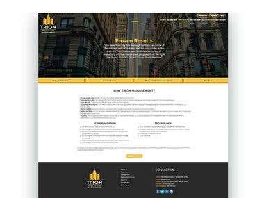 Trion Website