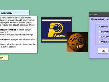 NBA Lineup