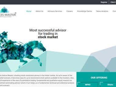 Stock portfolio management