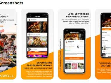 Skwoll iPhone App