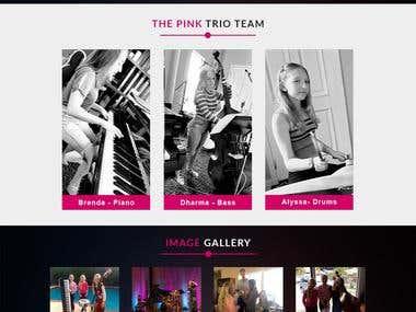 PinkTiro Home Page