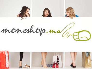 Facebook cover for MONESHOP.MA