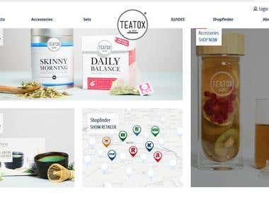 Magento Eccomerce website Development and Designing
