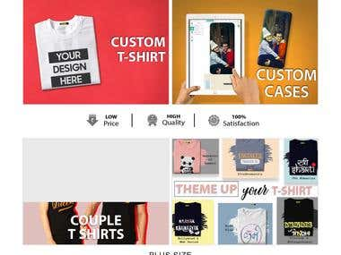 Beyoung - Online Shopping Site