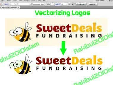 Logo Vectoring