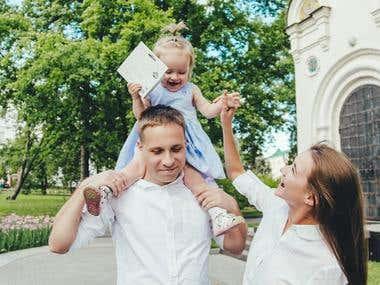 Family photoshoots