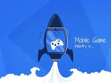 Infographic | Mobile Game