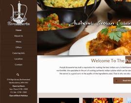 PunjabBrasserie.com - U.K
