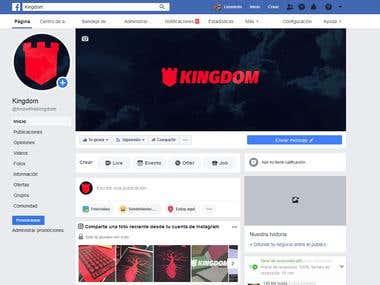 Social Media Design / Banners