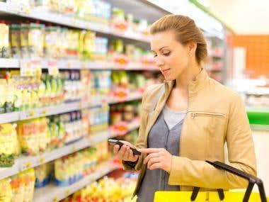 Shopping Mobile App Development