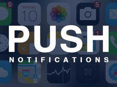 PUSH notification iOS
