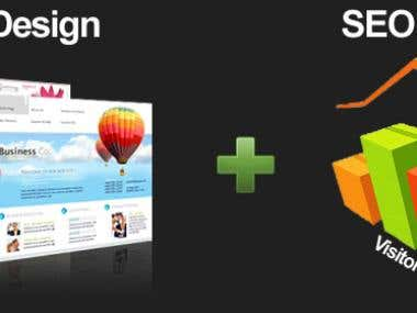 SEO Expert and Website Design