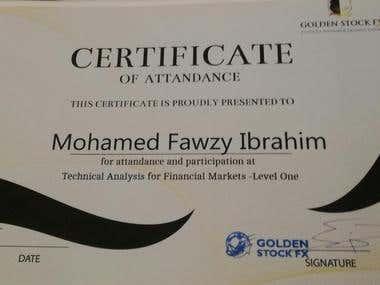 GOLDEN STOCK