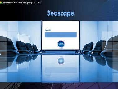 Seascape Application