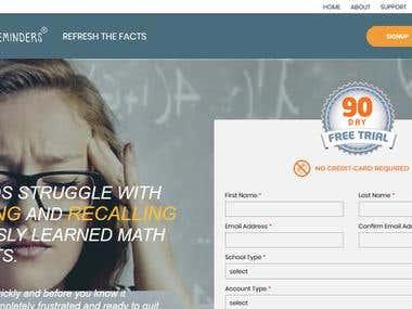 Math Reminders