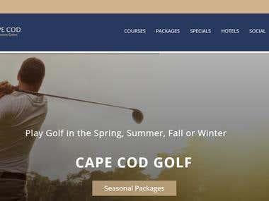 Cape Cod Golf