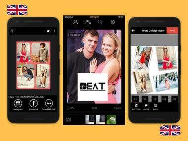 Instagram & Date App