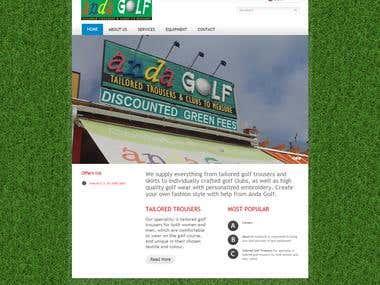 andagolf.com