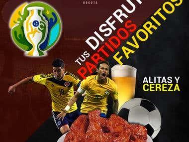 Banners Restaurante de Alitas