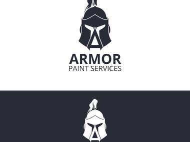 Armor Paint Services Logo V1