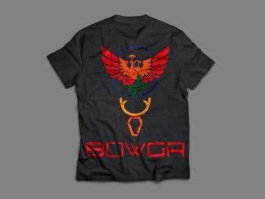 simple T-shirt Bowga