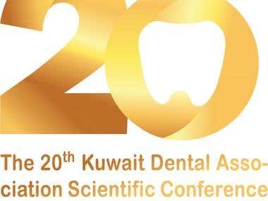 kuwait dental association logo