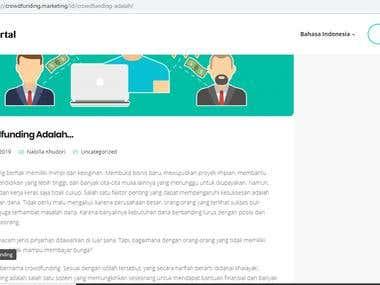 Crowdfunding Adalah...