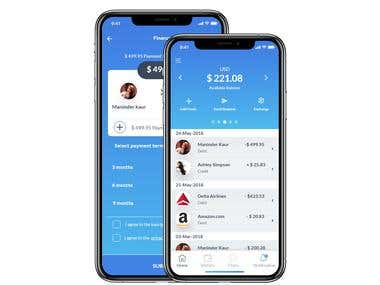 Vellopay - Personal Finance Mobile App