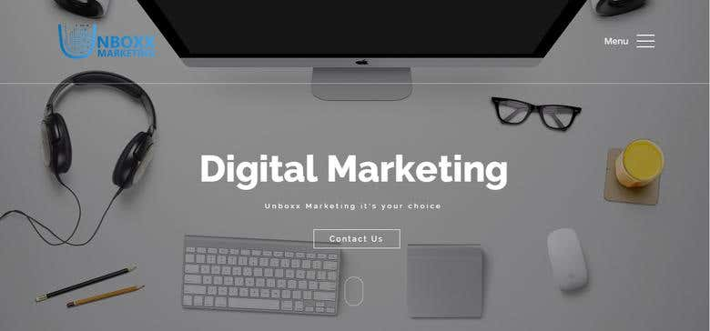 Digital Marketing Business Website