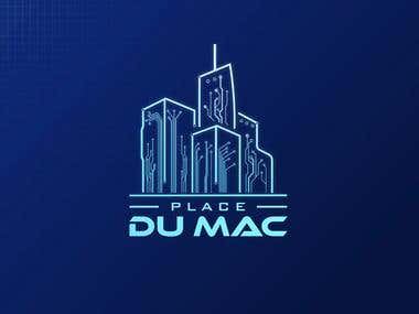 Place du Mac logo