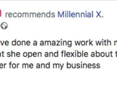 Satisfied Client Facebook Reviews