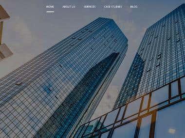 Creace - Company Website