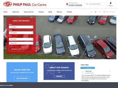 PHILIP PAUL CAR Center
