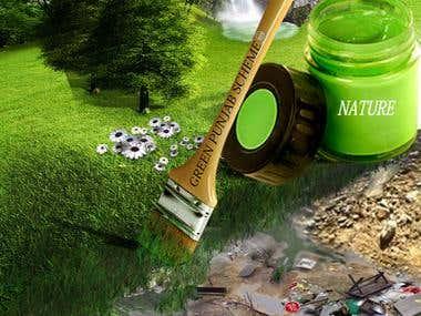 Environment Saving Poster