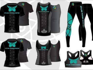 ATLAS ACTIVEWEAR COLLECTION