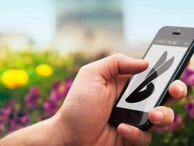Mobile e-commerce app