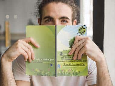 Book/Brochure Cover Design