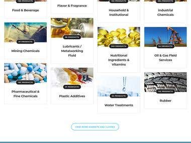 Chemical Supplier portals