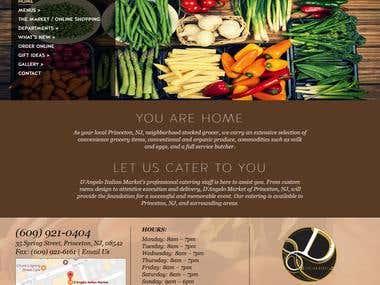 Restorant Website