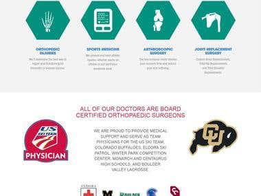 Medical Dynamic Websites