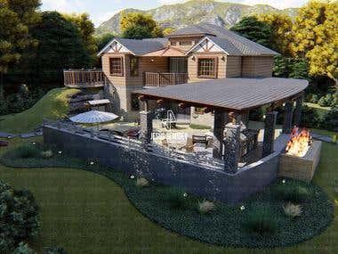 Remodeling Garden House