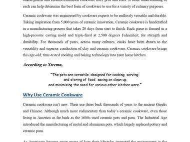 Copywriting | Article Writing | Blog Writing
