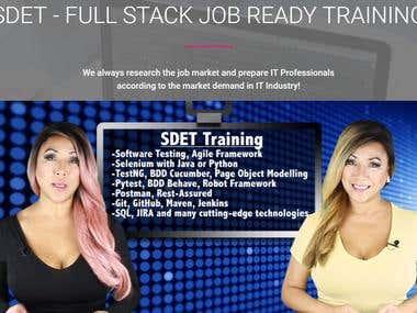 SDET Job Ready