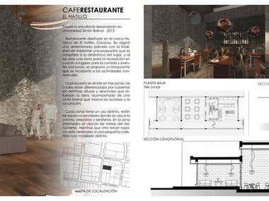 Portafolio Arquitecto Mariana Hernandez Belandria