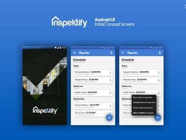 Inspektify - Home Inspection app