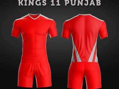 Sublimation | Sports wear | Graphics | IPL