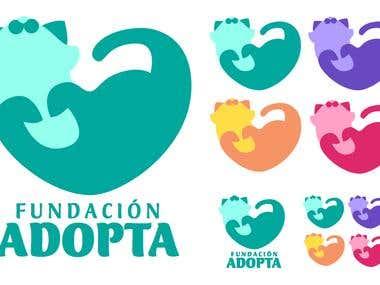 Adopt - Logo