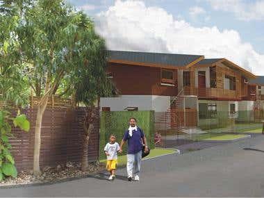 Akwaaba Villas